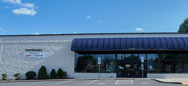 Chapel Hill store from